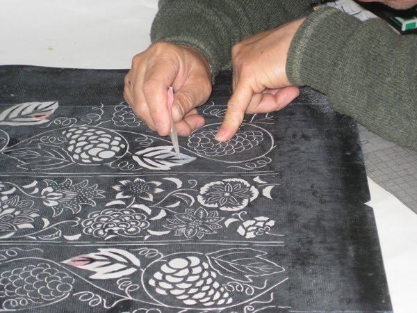 stencil   Satin Moon's Blog : whole cloth quilt stencils - Adamdwight.com