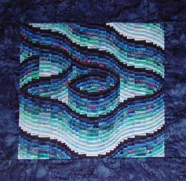 Twist And Turn Bargello Satin Moon S Blog