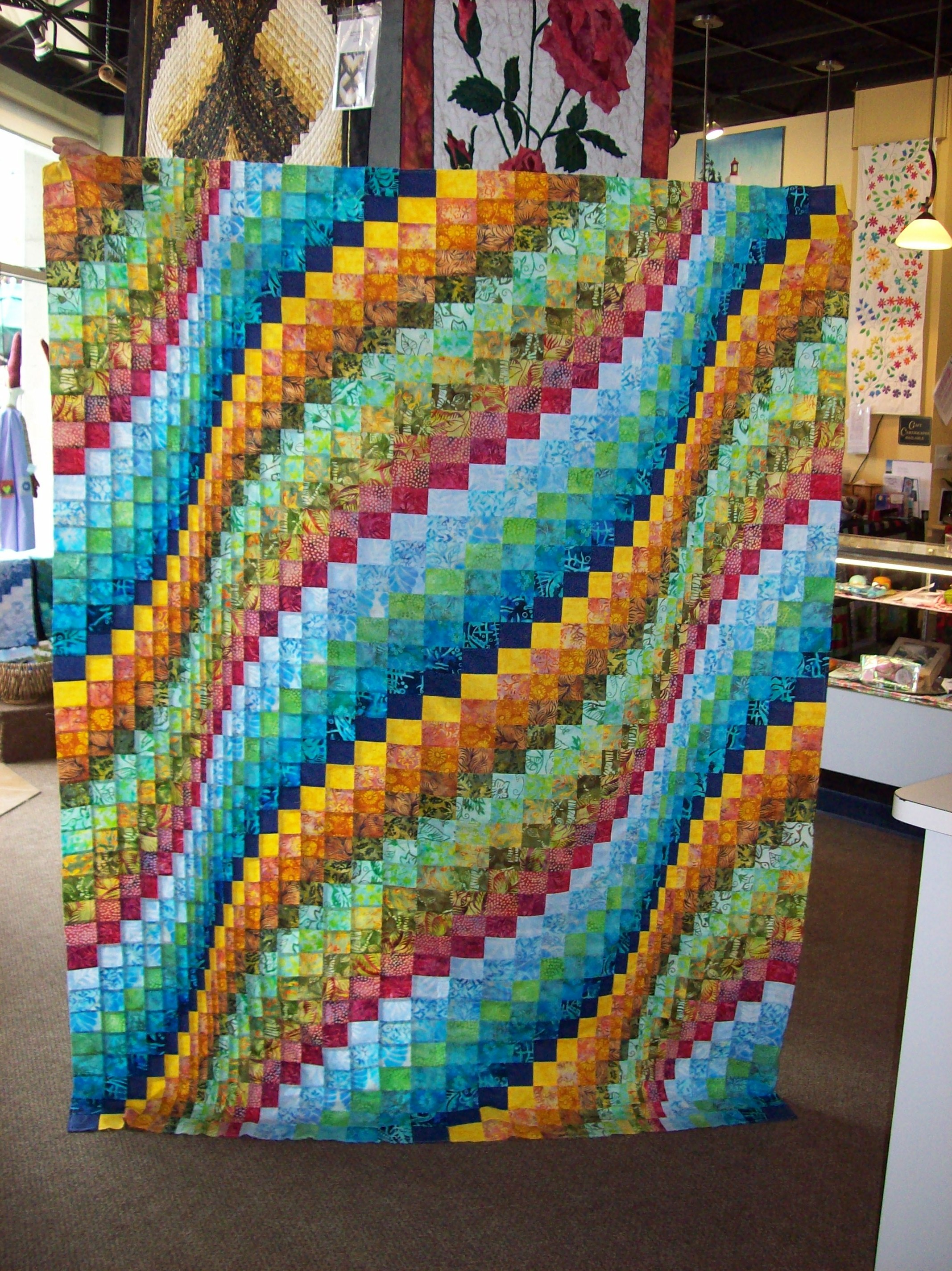 Bargello Quilts Satin Moon S Blog