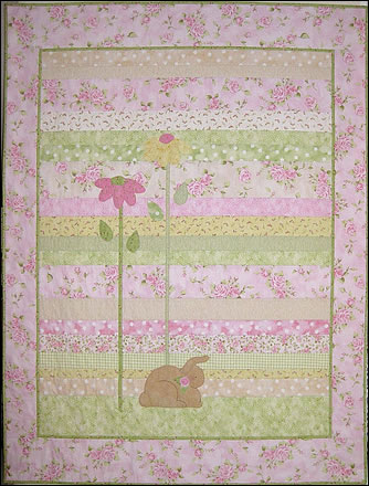 Romantic Quilts Of Rabbits Haven Satin Moons Blog