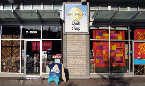 QUILT SHOP FOR SALE | Satin Moon's Blog : quilt shops for sale - Adamdwight.com